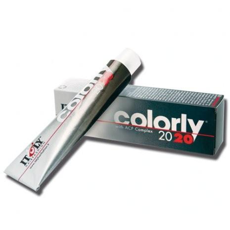 Coloração Colorly 2020 Itely 7C (7.1) - LOURO CINZA 60G